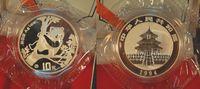 10 Yuan 1994 China China 10 Yuan Panda, 1994, Himmelstempel 1 Unze Silb... 450,00 EUR  +  8,95 EUR shipping