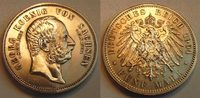 5 Mark 1904E Deutschland / Kaiserreich / Sachsen Sachsen 5 Mark Silberm... 325,00 EUR  zzgl. 4,95 EUR Versand