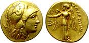 STATER 336-323 BC MACEDONIA. ALEXANDER III...