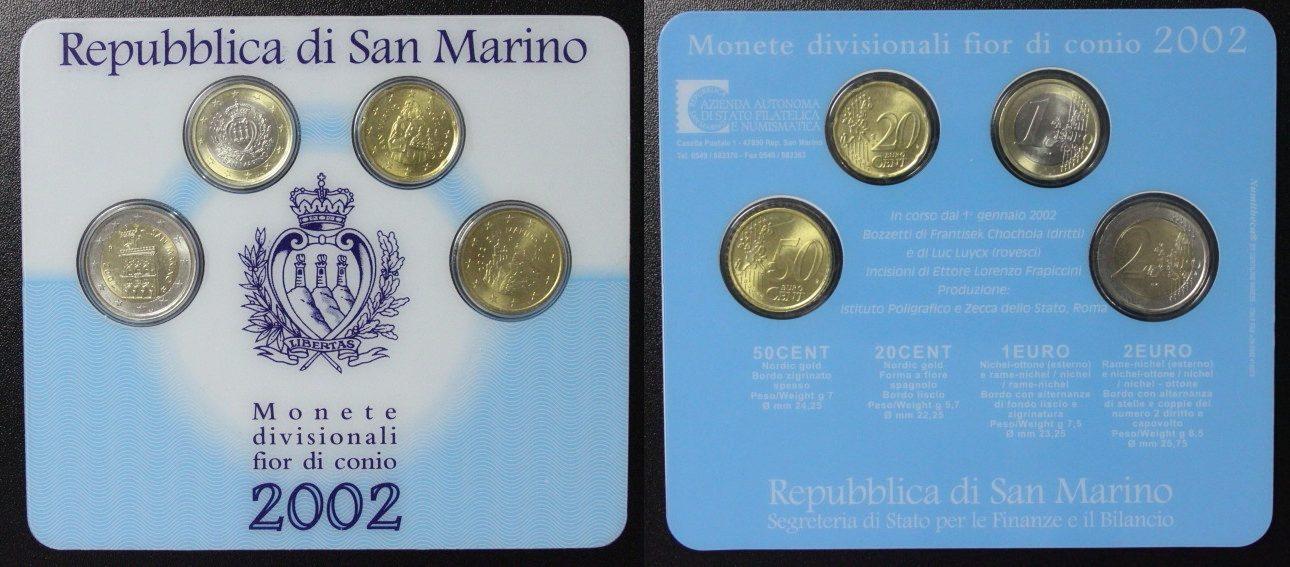 Mini-satz San Marino Kms 2002