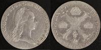 Kronentaler 1797 C Österreich Franz II. - Prag ss, just.  50,00 EUR  zzgl. 5,00 EUR Versand
