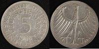 5 Mark 1958 J BRD Kursmünze ss, min.Rf.  390,00 EUR kostenloser Versand