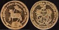 1/2 Dukat Lamm 1700 Nürnberg I.M.F., vz-st  650,00 EUR kostenloser Versand