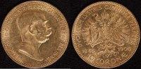10 Kronen 1908 Österreich  vz  155,00 EUR  zzgl. 5,00 EUR Versand