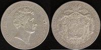 Vereins-Doppel-Taler  1845 Braunschweig  Wilhelm  ss, kl.Srf.  280,00 EUR  zzgl. 5,00 EUR Versand