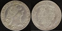 1/3 Taler 1769 B Brandenburg Preußen Friedrich II. (1740-1786) ss  60,00 EUR  zzgl. 5,00 EUR Versand