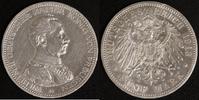 5 Mark 1913 Preußen Wilhelm II. (1888-1918) ss,Rf  25,00 EUR  zzgl. 5,00 EUR Versand