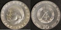 10 Mark 1967 DDR Kollwitz vz-st  35,00 EUR  zzgl. 5,00 EUR Versand