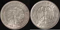 5 Mark 1932 F Weimarer Republik Eichbaum ss-vz, Randfehler  90,00 EUR  zzgl. 5,00 EUR Versand