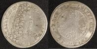 1/6 Taler 1693 Sachsen-Coburg Albrecht III. s-ss  50,00 EUR  zzgl. 5,00 EUR Versand