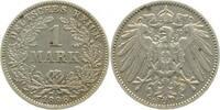 1 Mark 1896 E  1896E ss+ ss+  16,00 EUR inkl. gesetzl. MwSt., zzgl. 4,80 EUR Versand