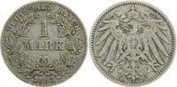 1 Mark 1893 J  1893J s/ss s  /  ss  19,00 EUR inkl. gesetzl. MwSt., zzgl. 4,80 EUR Versand