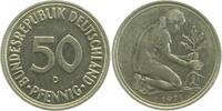 50 Pfennig 1971 D  1971D kleines Münzzeichen ss ss  29,00 EUR inkl. gesetzl. MwSt., zzgl. 4,80 EUR Versand