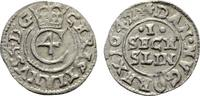 1 Sechsling 1642. DÄNEMARK Christian IV., 1588-1648. Schrötling unrund,... 170,00 EUR  zzgl. 4,50 EUR Versand