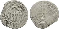 Halbbatzen 1626. MONTFORT Hugo und Johann, 1619-1662. Zainende,sehr sch... 20,00 EUR  zzgl. 4,50 EUR Versand