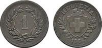 Rappen 1866, B. SCHWEIZ  Vorzüglich +  195,00 EUR  zzgl. 4,50 EUR Versand
