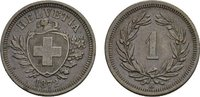 Rappen 1872, B. SCHWEIZ  Vorzüglich +  40,00 EUR  zzgl. 4,50 EUR Versand