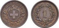 Rappen 1912, B. SCHWEIZ  Vorzüglich  15,00 EUR  zzgl. 4,50 EUR Versand