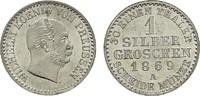 Silbergroschen 1869 A. BRANDENBURG-PREUSSEN Wilhelm I., 1861-1888. Fast... 20,00 EUR  zzgl. 4,50 EUR Versand