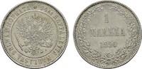 1 Markka 1890. FINNLAND Alexander III. von Rußland, 1881-1894. Vorzügli... 125,00 EUR  zzgl. 4,50 EUR Versand