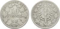 50 Pfennig 1877, D. Deutsches Reich  Sehr schön  60,00 EUR  zzgl. 4,50 EUR Versand