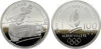 100 Francs 1990. FRANKREICH 5. Republik seit 1958. Polierte Platte.  15,00 EUR