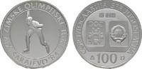 100 Dinara 1984. JUGOSLAWIEN  Polierte Platte  10,00 EUR