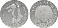 500 Lira 1982. TÜRKEI Republik seit 1923. Polierte Platte.  15,00 EUR