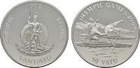 50 Vatu 1992. VANUATU Republik Polierte Platte.  20,00 EUR  zzgl. 4,50 EUR Versand