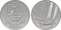 20 Dollars 1992. KIRIBATI Republik. Polierte Platte.  20,00 EUR  zzgl. 4,50 EUR Versand