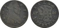 Ku.-Pfennig 1766. ANHALT Friedrich August, 1747-1798. Sehr schön -.  10,00 EUR