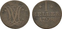 Heller 1798. HESSEN Wilhelm IX. (I.), 1760-1785-1803 (-1821). Fast sehr... 10,00 EUR