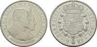 2 Kronen 1907. SCHWEDEN Oskar II., 1872-1907. Stempelglanz.  30,00 EUR