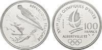 100 Francs 1991. FRANKREICH 5. Republik, seit 1958. Polierte Platte.  16,00 EUR