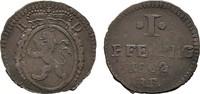 Ku.-Pfennig 1802 HESSEN Ludewig X. (I.), 1790-1806-1830. Sehr schön  20,00 EUR