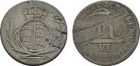 6 Kreuzer 1811 WÜRTTEMBERG Friedrich II. (I.), 1797-1806-1816. Kl., Kle... 15,00 EUR  zzgl. 4,50 EUR Versand