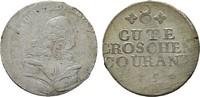 8 Gute Groschen 1754 MECKLENBURG Christian Ludwig II., 1747-1756. Sehr ... 60,00 EUR  zzgl. 4,50 EUR Versand