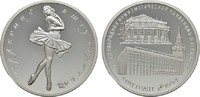 Silbermedaille (3 Rubel Größe) 1994 RUSSLAND Ballerina / Münzkongress S... 125,00 EUR  zzgl. 4,50 EUR Versand
