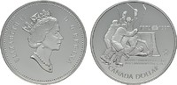1 Dollar 1997 KANADA Elizabeth II. seit 1952. Polierte Platte  20,00 EUR  zzgl. 4,50 EUR Versand