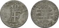 1/48 Taler 1763, Stralsund. STRALSUND Unter Schweden. Adolf Friedrich, ... 20,00 EUR  zzgl. 4,50 EUR Versand