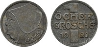 Öcher Grosche 1920. RHEINPROVINZ  Sehr schön+.  12,00 EUR  zzgl. 4,50 EUR Versand