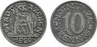 10 Pfennig 1920. RHEINPROVINZ  Sehr schön.  2,00 EUR  zzgl. 4,50 EUR Versand