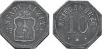 10 Pfenng 1917. HESSEN  Sehr schön +.  5,00 EUR  zzgl. 4,50 EUR Versand