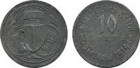 10 Pfennig 1919. BADEN  Sehr schön-vorzüglich.  3,00 EUR  zzgl. 4,50 EUR Versand