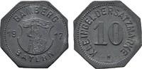 10 Pfennig 1917. BAYERN  Vorzüglich.  5,00 EUR  zzgl. 4,50 EUR Versand