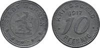 10 Pfennig 1917. RHEINPROVINZ  Sehr schön-vorzüglich.  5,00 EUR  zzgl. 4,50 EUR Versand
