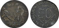 50 Pfennig 1917. WESTFALEN  Sehr schön+.  7,00 EUR  zzgl. 4,50 EUR Versand