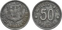 50 Pfennig 1919. HESSEN  Fleckig, Sehr schön +.  5,00 EUR  zzgl. 4,50 EUR Versand