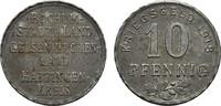 10 Pfennig 1918. WESTFALEN  Fast vorzüglich.  2,00 EUR  zzgl. 4,50 EUR Versand