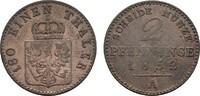 Ku.-2 Pfennig 1852 A BRANDENBURG-PREUSSEN Friedrich Wilhelm IV., 1840-1... 4,00 EUR  zzgl. 4,50 EUR Versand
